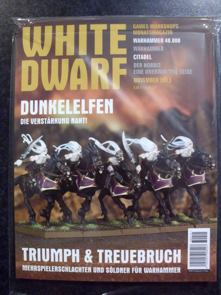 White Dwarf November