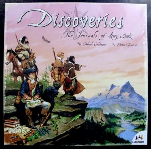 Discoveries front