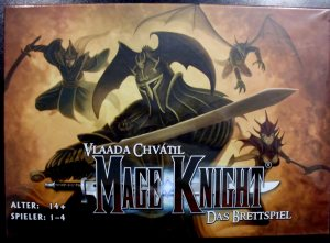 Mage Knight Front