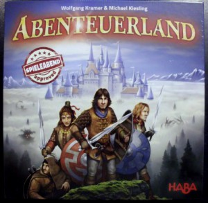 Abenteuerland front