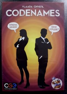 Codenames front