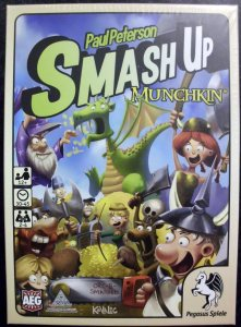 Smashup Munchkin front