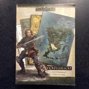 Landkarten Set