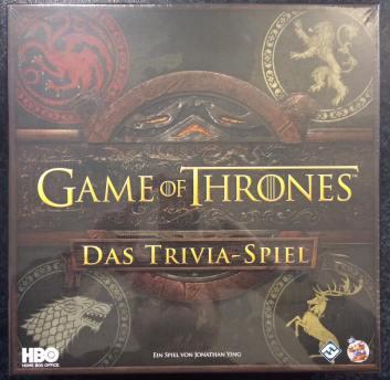 GoT Trivia Spiel