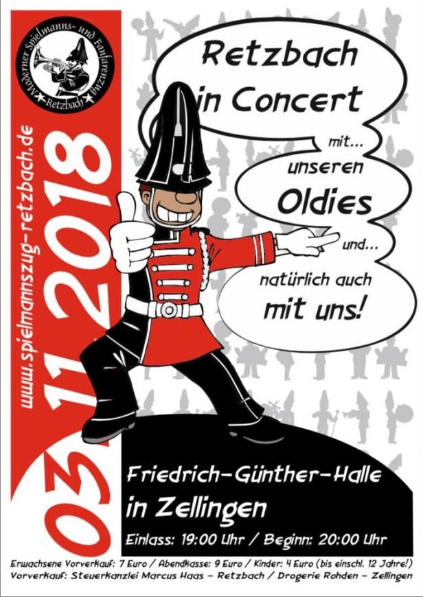 Retzbach in Concert