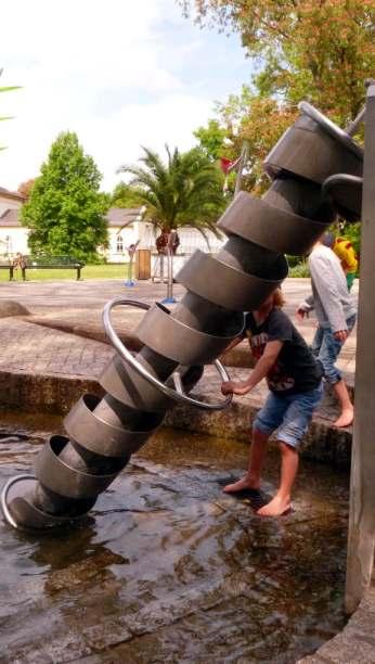 Große Wasserspirale