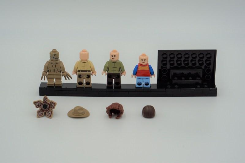 Die Andere Seite - Figuren 2 Rückseite
