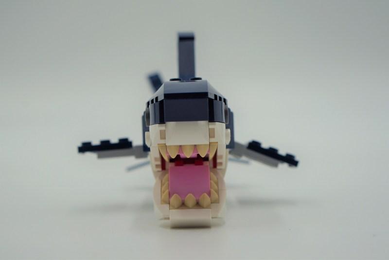 Bewohner der Tiefsee - Modell 1