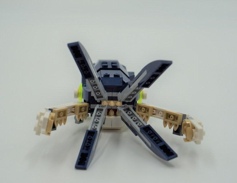 Bewohner der Tiefsee - Modell 3