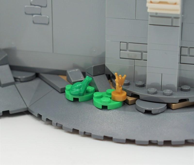 Lego Schloss Detailbild 1