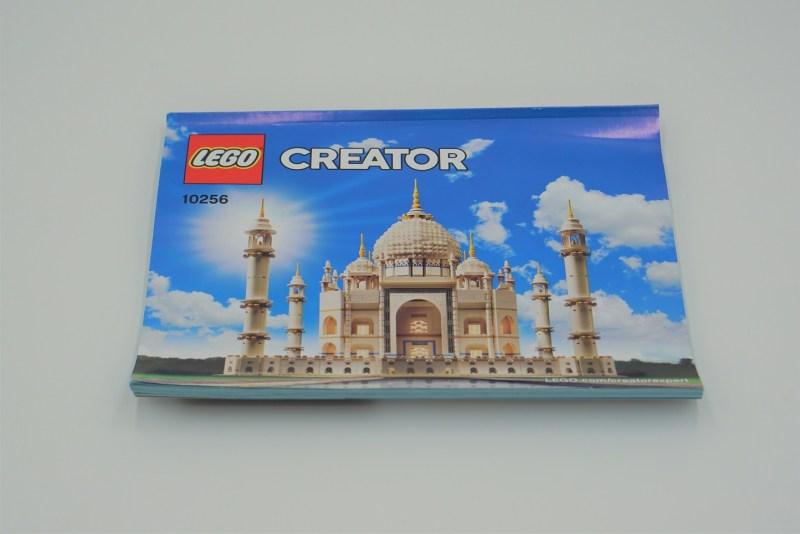 Taj Mahal Anleitung