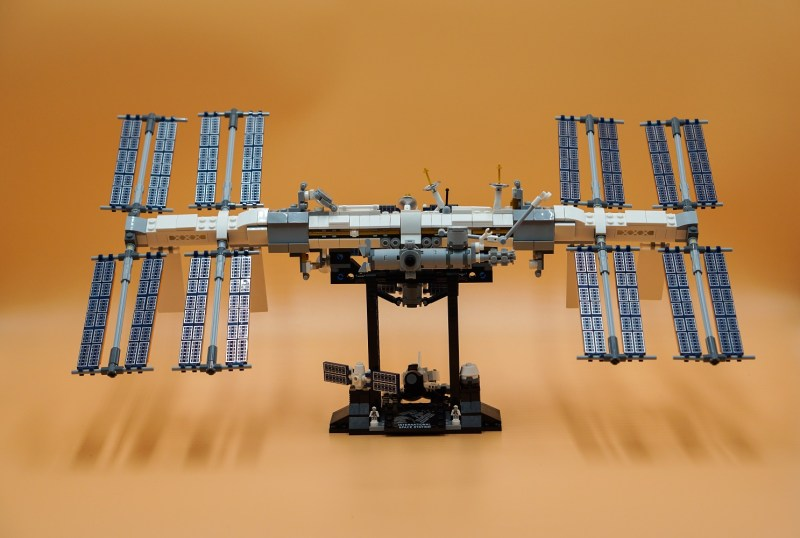 ISS Front