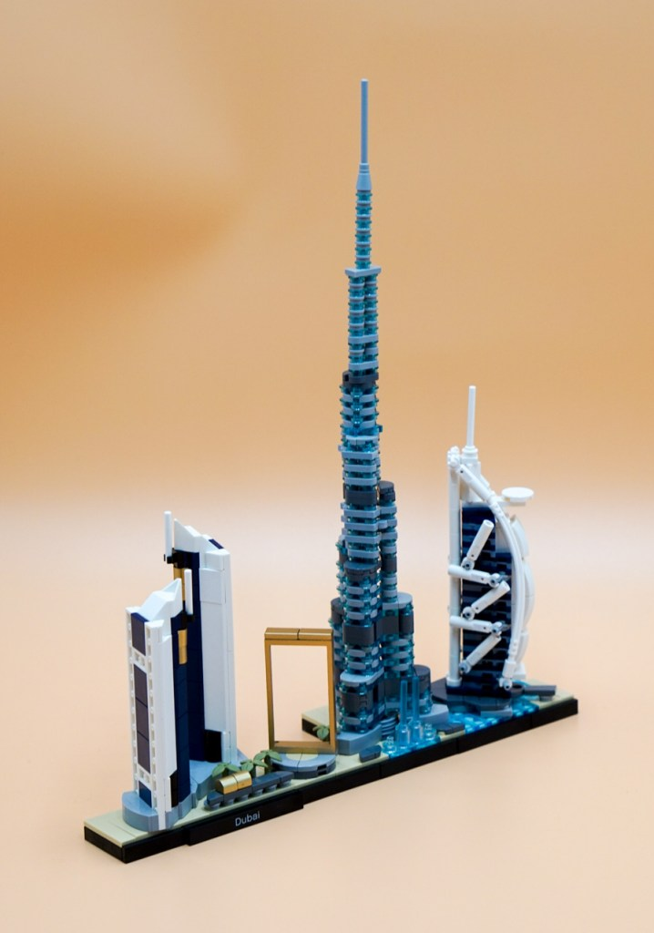 Dubai Schräg
