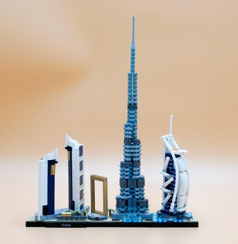 Dubai Front