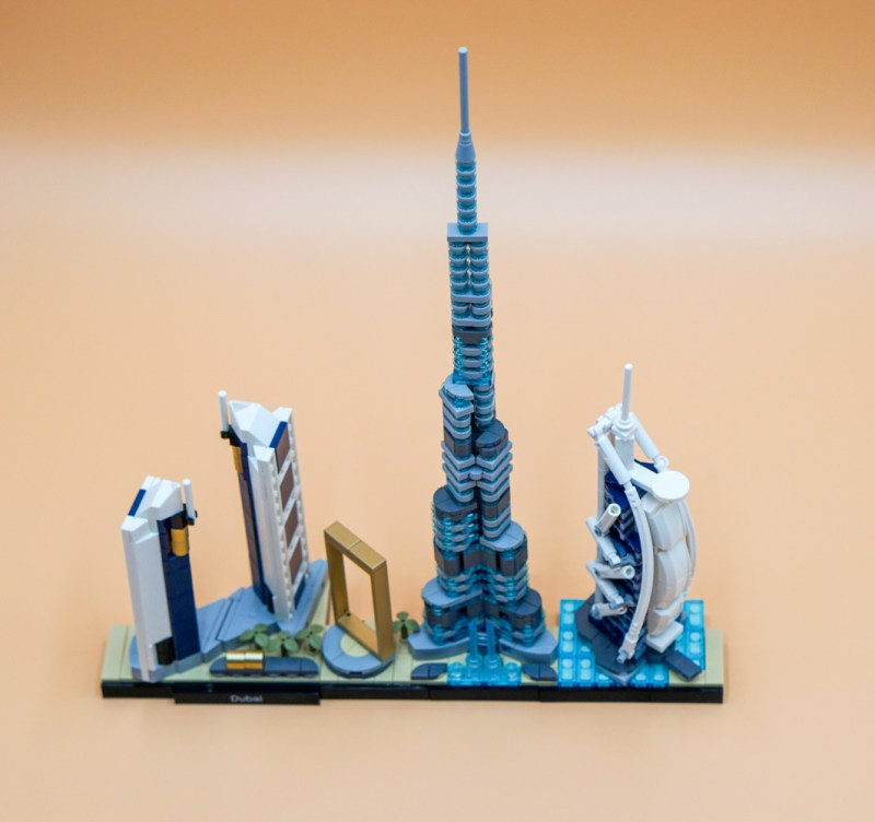 Dubai Oben