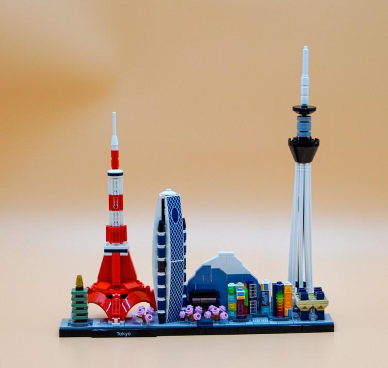 Tokio Front