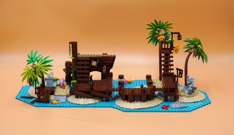 Pirate Bay Island Leftover