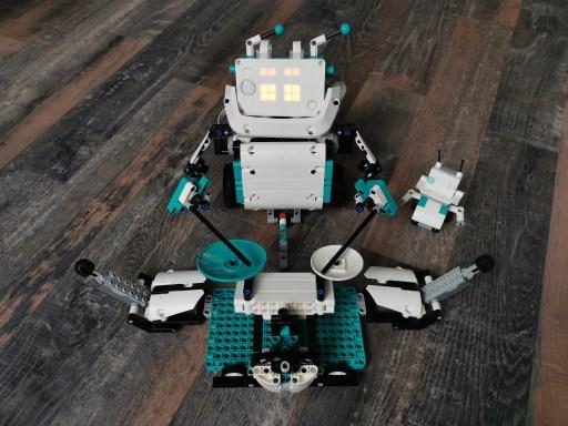 LEGO Mindstorms 51515 - Charlie Trommelsolo