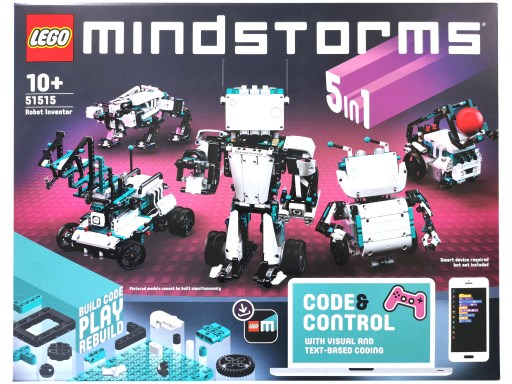 LEGO Mindstorms 51515 - Karton Vorne