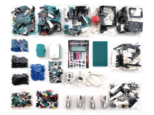 LEGO Mindstorms 51515 - Teile