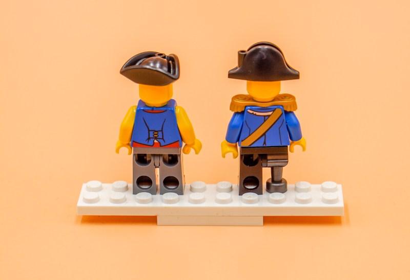 Piratenschiff Figuren 1 Back