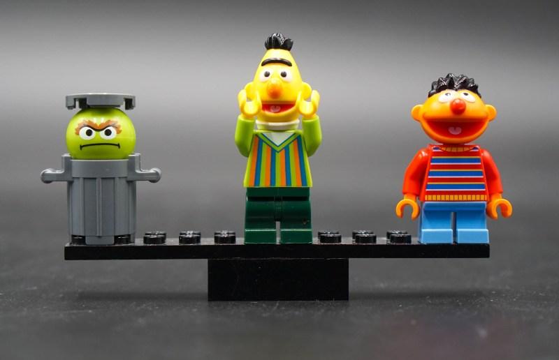 Sesamstraße Figuren 2 Front