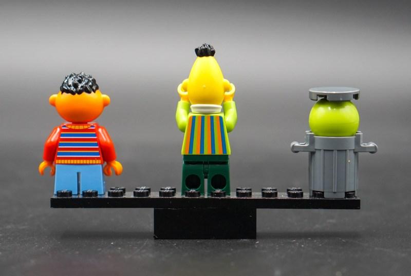 Sesamstraße Figuren 2 Back