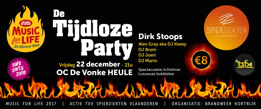 tribe-loading De Tijdloze Party