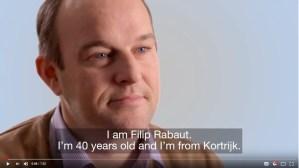 Het-verhaal-van-Filip-Rabaut_CIDP-patient Chronische inflammatoire demyeliniserende polyneuropathie