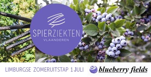 tribe-loading Limburgse uitstap naar Blueberry Fields