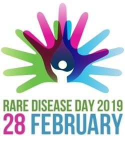 Facebook-banner 28 februari Rare Disease Day 2019