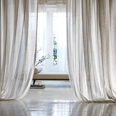 6 modern living room curtain ideas