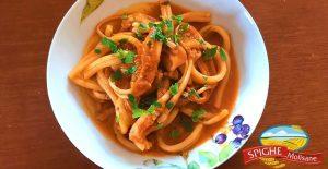 Moscardini: ricetta con pasta