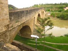 Puente la Reina - Bridge of the Queen