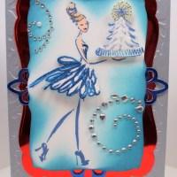 Penny Black Christmas Elegance ~ Drunken Stampers Challenge #47