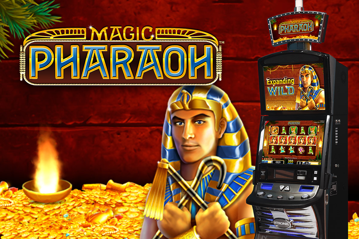 Magic Pharaoh slot atronic trucchi