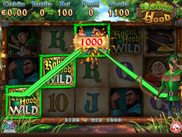 Slot bar robin hood spartacus slot machine download