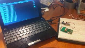 eeepc, android x86, external GPS - spikey si