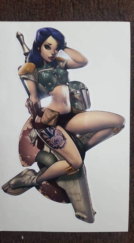 Wooden Figures Paint