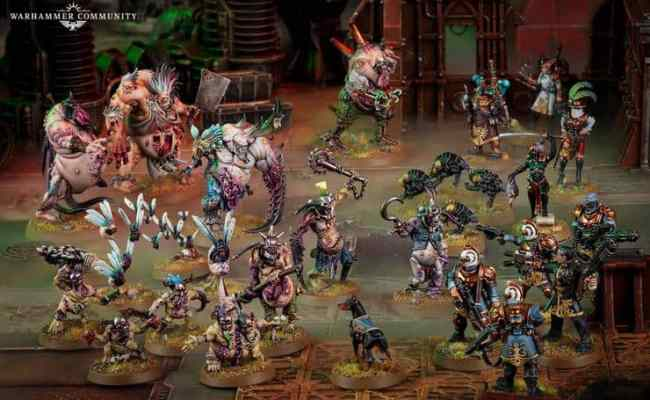 Rogue Trader New Release Lineup Pricing Confirmed