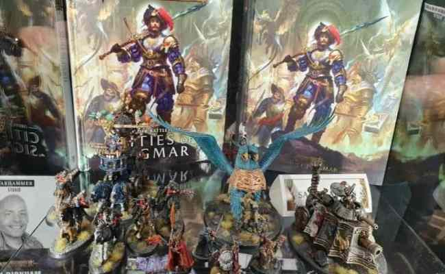 New Games Workshop Last Chance To Buy Items Going Fast