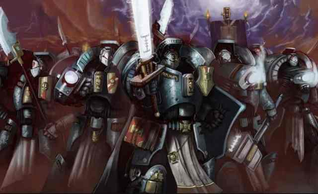 grey knights ensemble