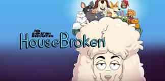 HouseBroken Season 2 Poster