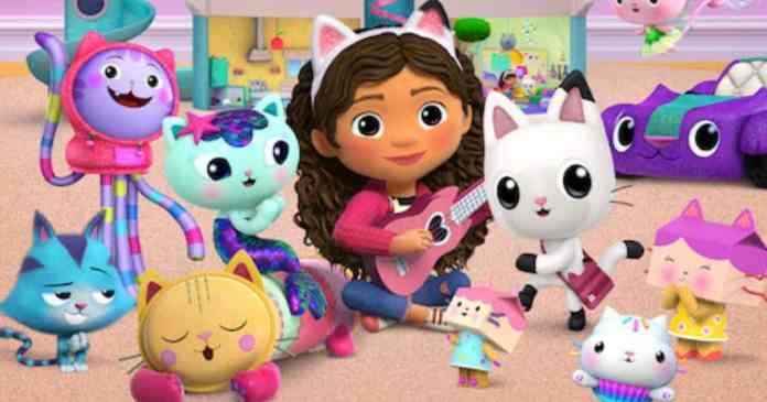 Gabby's Dollhouse Season 2 Netflix