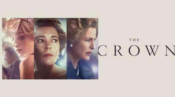 The Crown Season 5 - Netflix