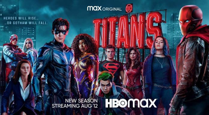 Titans Season 3 Episode 6