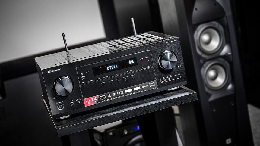 【評測】Pioneer VSX-932:玩盡 Multi-room 音樂串流和最新影音格式 | SPILL