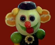 5-clown-food-art