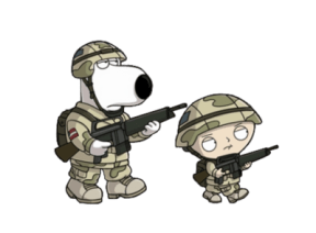 Stewie--Brian-In-The-Army-psd30528