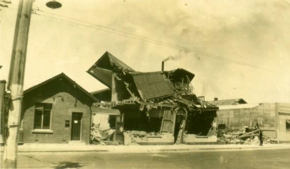 Earthquake 13